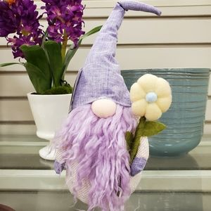 Spring & Easter Gnome - Pairs great with Rae Dunn!